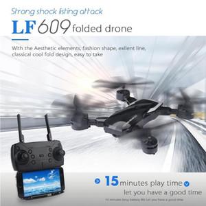 RCtown LF609 Wifi FPV drone profesional RC Drone Quadcopter con 0.3MP / 2.0MP cámara de control remoto