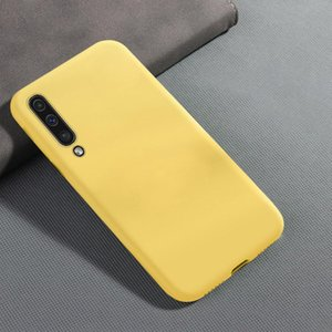 For Samsung A50 Case Liquid Silicone Phone Case For Samsung Galaxy A50 A70 A30 A40 A60 A20 M40 A51 A71 Cover Candy jllRCv outer007