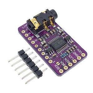 Interface I2S PCM5102A DAC décodeur GY-PCM5102 I2S Module lecteur pour Raspberry Pi pHAT Format numérique Conseil PCM5102 Audio Conseil
