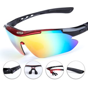 Lunette 100% Glasses 2021 Polarized Velo Sunglasses Man Yellow Mtb Glasses Sport Motorcycle Tactical Cycling Goggle 5 Lenses Tcwlb