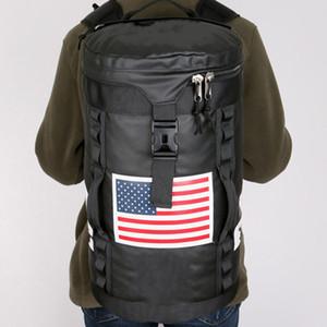 Sacs de voyage adolescent Unisexe Capacité de grande capacité Utilitaire polyvalente alpinisme sac à dos imperméable sac à bandoulière à bagages BG621