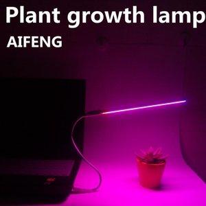 Aifeng USB 3 W 5W Led Grow Light por profissão Lamp Planta Para interior a planta crescer Lâmpada Full Spectrum Led SWY bbyxvA mj_bag