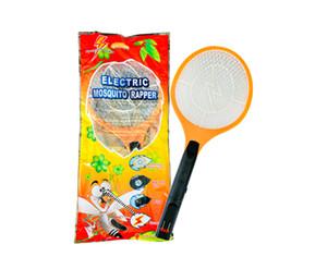 Raqueta Mata Mosquitos Recargable Eléctrica