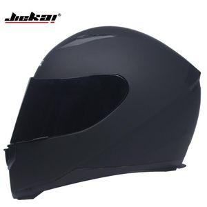 Motocicletas de capacetes de motocicleta, snowmobiles, ATV, motores de corrida transparentes de rua, inverno