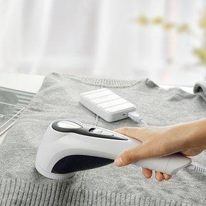 Electric Flain Fabric Remover Перезаряжаемые шторы Ковры Одежда Pilling Machine Ткань бритва волос Мяч триммер Чистящие инструменты 144 G2