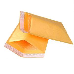 Bollettini all'ingrosso buste riempiti di carta Mailing Borse 11X13cm produttore Kraft bolle sacchetti espressi sacchetto Imballo da trasporto Borse