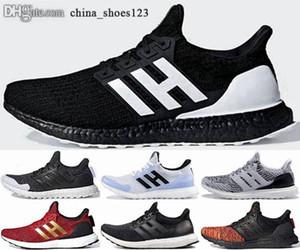 Chaussures de course 35 19 Femmes blanches 20 46 Enfants Baskets Athlétiques Sneakers Chaussures Ultraboost 4 5 Ultra 3 Taille US 12 hommes EUR MEN