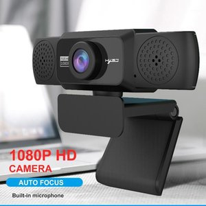 SEENDA NOUVEAU NOUVEAU ONTCOM HD Caméra d'ordinateur HD Caméra de conférence rotative de 360 degrés pour la classe en ligne en direct Skype1