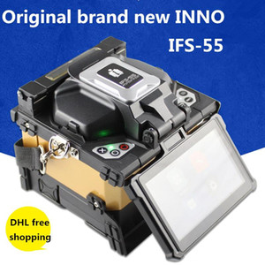 DHL free shopping INNO Original Brand New Fiber Fusion Splicer IFS-55 Optical fiber welding machine English version
