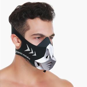 Fdbro Spor Koşu Maske Spor Salonu Egzersiz Bisiklet Yükseklik Yüksek İrtifa Eğitim Klima Spor Maskeler 3.0