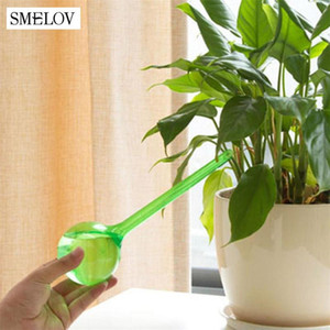 Plant Flower Automatic Watering Device House Garden Imitation Glass Ball Self-Watering system PVC Drip Irrigation Waterer