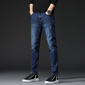 2020 New Winter and Autumn Mens High Quality Casual Jeans High Quality Mens Pants