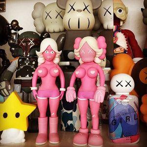Yeni Originalfake Companion 40 cm 1.6kg İkizler Mono Stil Orijinal Kutusu Action Figure Modeli Süslemeleri Oyuncaklar Hediye