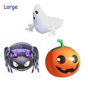 Halloween Decorations Extra Large Inflatable Ghost Pumpkin spider Holiday Party indoor Yard Garden Halloween Decoration Props