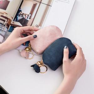 Высокое качество Марка Женщины цветок Малый ПУ искусственной кожи держатель Женский Zipper Портмоне Wallet Card