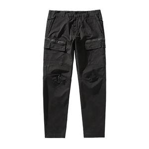 gonng macacão versão dos homens altos Primavera e no Outono calças casuais nova marca de moda CP topstoney PIRATA EMPRESA konng
