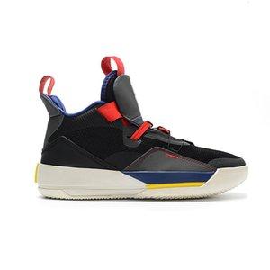 Tech futuri formatori Origini Designer Mens Pac pallacanestro Scarpe 33s per Top qualità degli uomini Jogging Sneaker Ib1p