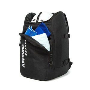 Ski Boot Bag and Backpack Waterproof Ski and Snowboard Boots Travel Bag for Helmet, Goggles, Gloves, Skis, Snowboard