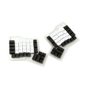 YMDK DSA профиль PBT Top Print Blank ErgoDox Keycap набор для Ergo Ergodox Клавиатура Бесплатная доставка LJ200922