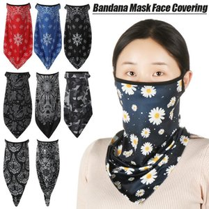 1 PC Breathable Print Face Mask Anti-UV Neck Tube Scarf for Cycling Ski Outdoor Sports Windproof Dust Bandana1