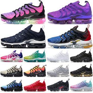 vapormax plus tn vapors vapor max tn plus TN plus chaussures de course en plein air hommes femmes formateurs Olive Suman tns hommes femmes baskets de sport grande taille 36-47