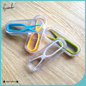 Lymouko High Quality Multicolor Contact Lenses Soft Special Silica Gel Tweezers For Tavel Lens Accessories Useful Clamps H bbydve