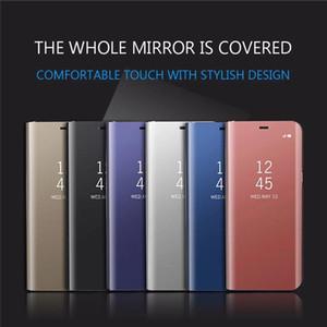 Smart Sleep Mirror Phone Cover Case For Xiaomi Xiomi Xiami Mi10t Mi 10t T10 10 T Pro Lite Light 6.67'' wmtwzC