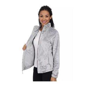 2021winter Nf Womens Fleece Osito 2 Jackets Fashion Soft Fleece Warm Slim Coats Outdoor Ladies Brand Mens Kids Bomber Jacket Women Down Coat