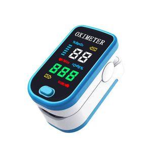 Digital FingerIp Pulse Oximetro LED Display del sensore di ossigeno del sangue Sensore del monitor del monitor del monitor del monitor portatile portatile