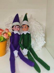 2020 transfronterizo de Navidad decoraciones new creativa de piernas largas decoración de escritorio de Navidad muñeca muñecas de regalo de los hombres y mujeres de diferentes colores