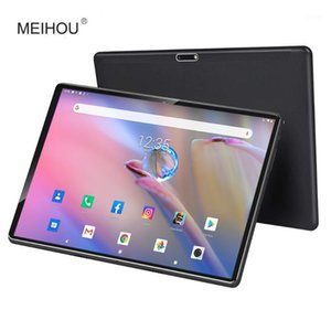 2020 10 inch Tablet Pc Android 9.0 Google Play Octa Core 4G LTE Tablets 5g WiFi GPS 2.5D Tempered Glass 10.1 inch Tab +Gifts1