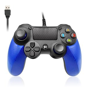 Wired Game Controller For Ps4 Controller For Sony Playstation 4 For Dualshock Vibration Gamepads Play Station 4 sqczED bdejewelry