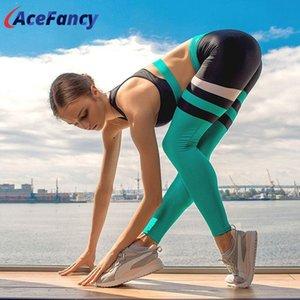 2 Stück Outfits für Frauen Yoga Crop Top Leggings Compression Sport Frauen Fitness Anzug Weibliche ZC2211 Sport Frauen Yoga