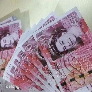 Fake UK CONT BOP PROP MONEY 50 BALKET BANQUE CONTREFT COMPLOTE BANCHNOTE FALSCHGELD Великобритания Монетка билетов