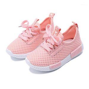 JoyHopy Printemps Automne Enfants Chaussures Nouveau Mode Mesh Casual Enfants Sneakers Pour Goy Fille Toddler Chaussures Sport respirant pour bébés1