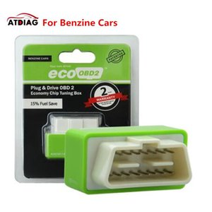 Ecoobd2 NitroOBD2 Chip Tuning Box For Benzine Cars Nitro OBD2 Plug&Drive OBDII Interface With Retail Box