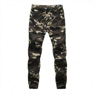 2021 New Joggers Men Camouflage Casual Hot Sale Mens Pants Hip Hop Pure Cotton Spring Male Trousers Fashion Brand Clothing M 3XL