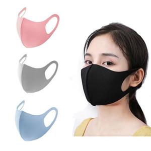 Washable Cycling Anti Dust Mask Windproof Mouth-muffle Bacteria Proof Cotton PM2.5 Mask Mouth Anti-fog Haze Keep Warm Masks