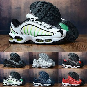 2019 New Tn Tailwind IV MV Mens Shoes White Gray Red Black Green Designer Sports Sneakers Athletic Trainers Size 40-45