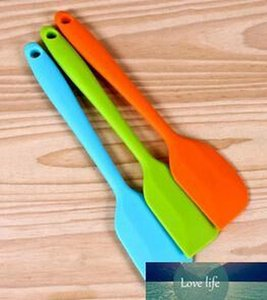 Wedding Candy Cake Spatula Colorful Silicone Scraper Cake For Snowflake Cake Tools Birthday Christmas Party