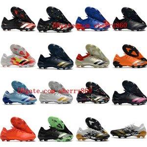 2021 أحذية كرة القدم جودة الرجال المرابط المفترس mutator 20.1 منخفضة fg أحذية كرة القدم في الهواء الطلق scarpe calcio