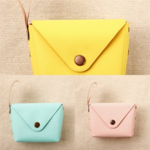 Xiike bons neuflot qualité mode mini féminin fille unique oblique boutique sac monnaie monnaie monnaie monnaie créative sac en cuir argent portefeuille mignon