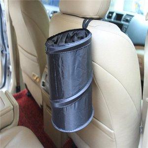 Confezione Bag Car Cestino auto sacchetto impermeabile per il piccolo della prova della perdita di immondizia Cooler Bag con tasca laterale DSP #