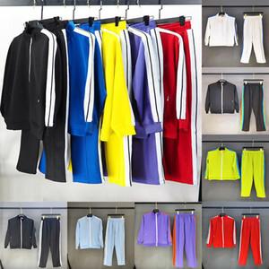 Мужские дизайнерские дизайнеры Одежда 2021 Мужская трексуита Мужская куртка Толстовки или брюки Мужчины S Одежда Спортивные толстовки Спецсессии Стилист Евро Размер S-XL