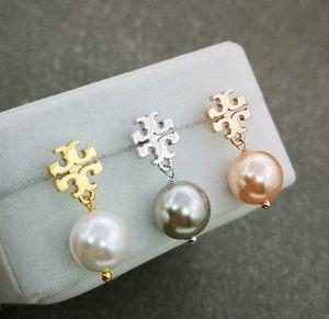 2020 18K Silver Gold Rose Gold Plated Minimalism Crystal HeartStud Dorp Charm Earrings Popular Brand Hot Sale earrings Gift