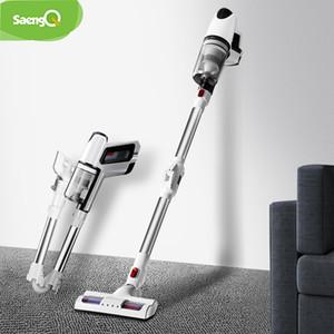 SaengQ Handheld Forza aspirapolvere della famiglia collettore di polveri casa Aspirato 23000Pa Portable 2 in 1 aspirapolvere tenuto in mano