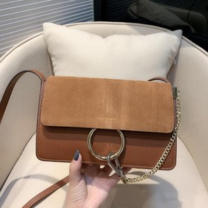All Colors Fashion Women Shoulder Bags Lady Classic Ring Chain Crossbody Small Totes High Quality Girl Handbags