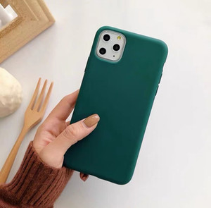 Apple 11 Glass mobile phone case iPhone 11 protective case fashionable fall proof all inclusive soft and ultra-thin couple fashion brand 5g