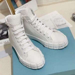 Moda Primavera y otoño pareja zapatos casuales unisex medio longitud corto a tobillo zapatos de ocio retro diseñador triple color zapatos casuales