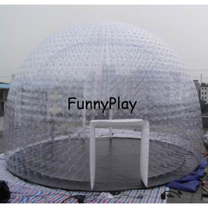 outdoor inflatable dome tent,high quality transparent bubble family wedding party tents for sale,inflatable promotional tent